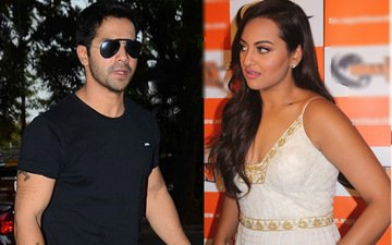 Varun tells Sonakshi's hater: You think from your a**