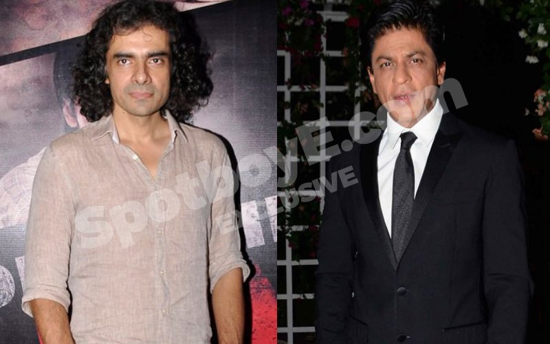 Imtiaz Ali heads to Europe for SRK
