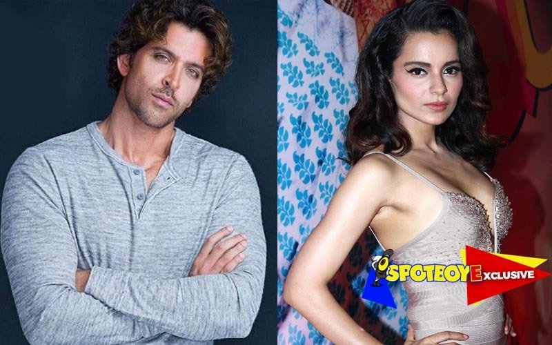 Hrithik's remarks on Pope slap him with another legal notice in Kangana Scandal