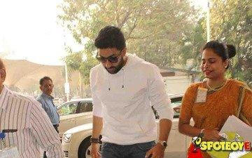 Abhishek Bachchan to salute the spirit of Chennai