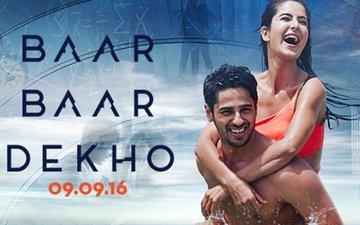 Movie Review: Baar Baar Dekho…Sirf Ek Baar Dekho, If You Must