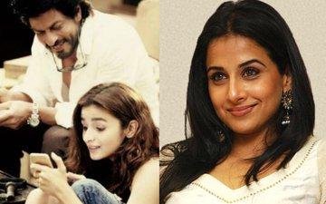 SRK-Alia to Clash with Vidya at the Box Office