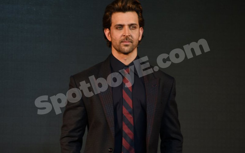 Hrithik Roshan Makes A Special Announcement About Krrish 4