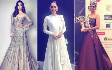 9 Times Manushi Chhillar WOWED Us With Her Style Mantra