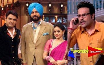 Kapil Sharma back with Sidhu and Sumona. Watch out, Krushna!