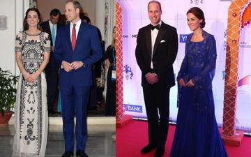 Everything that Kate wore on the Royal Tour