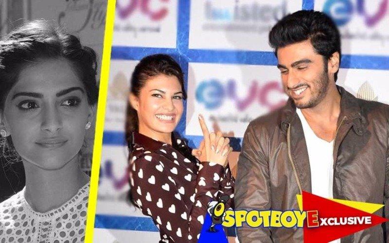 Sonam fails to patch-up bestie Jacqueline with cousin Arjun