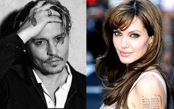 Is Johnny Depp Offering Angelina Jolie Legal Help In  Her Divorce?