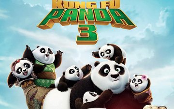 MOVIE REVIEW: Kung Fu Panda 3 is a delicious third helping!