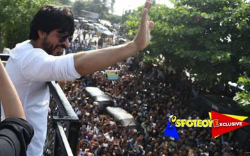 Shah Rukh's musical ode to his fans!