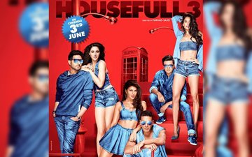 Housefull 3 trailer is completely crazy