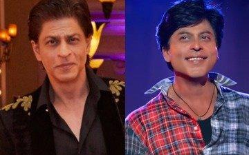 Watch: SRK's transformation into Gaurav Chandna