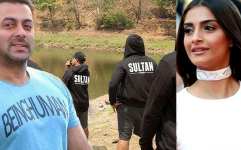 Salman's Special Gift For Team Sultan, Sonam's Wild Night Out At Cannes