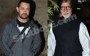 VIDEO: Guess What is Aamir's Next With Big B Titled As?