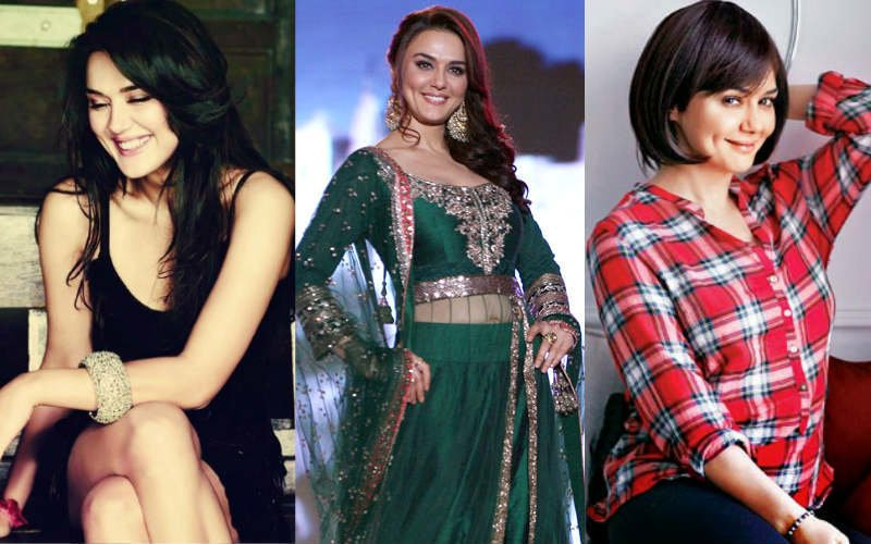 Classic Preity reactions for real-life situations on her 41st birthday