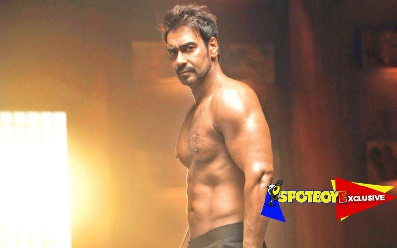 Livid Ajay Devgn downsizes Eros from his film Shivaay
