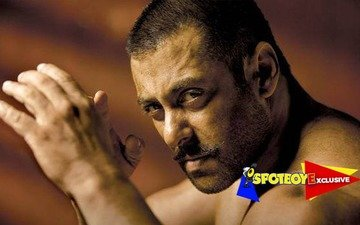 Sigh! Salman resumes Sultan shoot