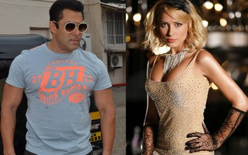 Salman spotted with Iulia in Dubai