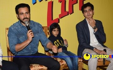 Emraan: Every time I kiss on screen, I have to buy my wife a bag