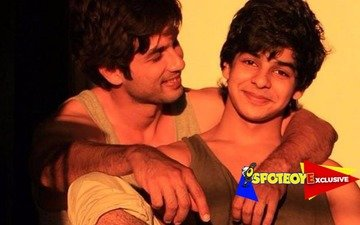 Shahid's brother in SOTY2?