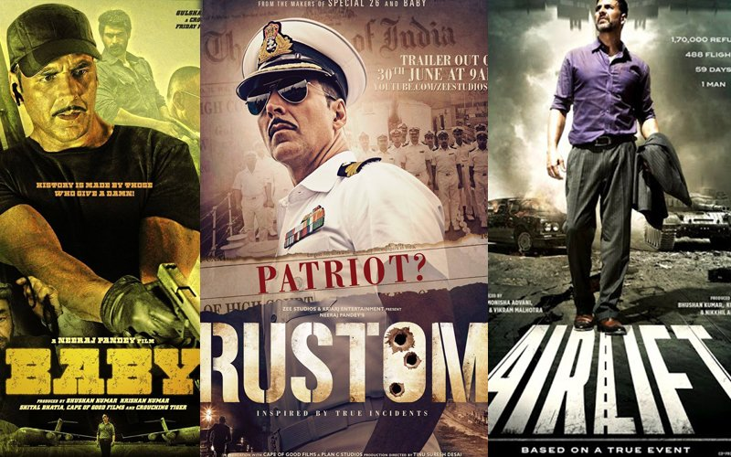BIRTHDAY SPECIAL: 10 Films Where Akshay Kumar Excelled In