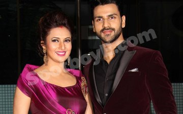 Divyanka-Vivek party the night out!