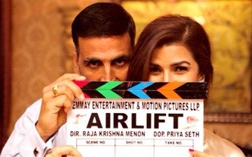 Airlift's 100 crore party