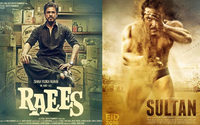 SRK's Raees will not clash with Salman's Sultan