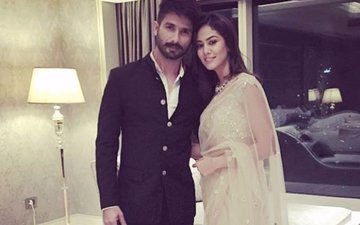 Video: Guess who visited the newly-turned parents Shahid-Mira at the hospital?