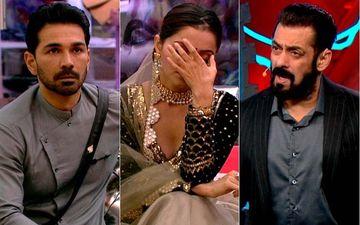 Bigg Boss 14 Jan 16 SPOILER ALERT: Salman Khan Tells Abhinav Shukla He Rudely DISMISSES Rubina Dilaik; Asks Him To Not Be A 'Dominating' Husband