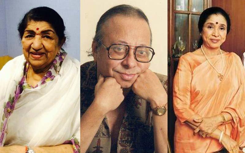 When R D Burman had to choose between Lata and Asha