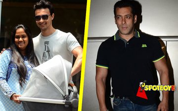 Salman spends hours picking the perfect nanny for Arpita's baby