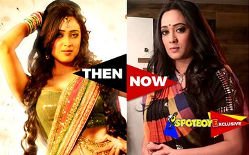 Shweta Tiwari's drastic makeover from nachnewali to Begum Sarai