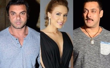 Terrible! Sohail Khan abuses reporter who asked him about Salman-Iulia wedding!!