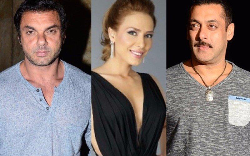 Terrible! Sohail Khan abuses reporter who asked him about Salman-Iulia wedding!!