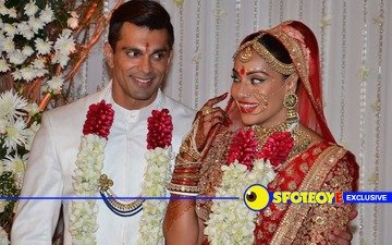 Bipasha Basu-Karan Singh Grover's post-wedding bash