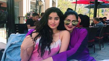 This Is What Late Actress Sridevi Advised Her Daughter Janhvi Kapoor Before Her Debut