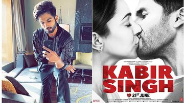 Shahid Kapoor Wants To Follow Kabir Singh's Work Pattern For His Upcoming Projects