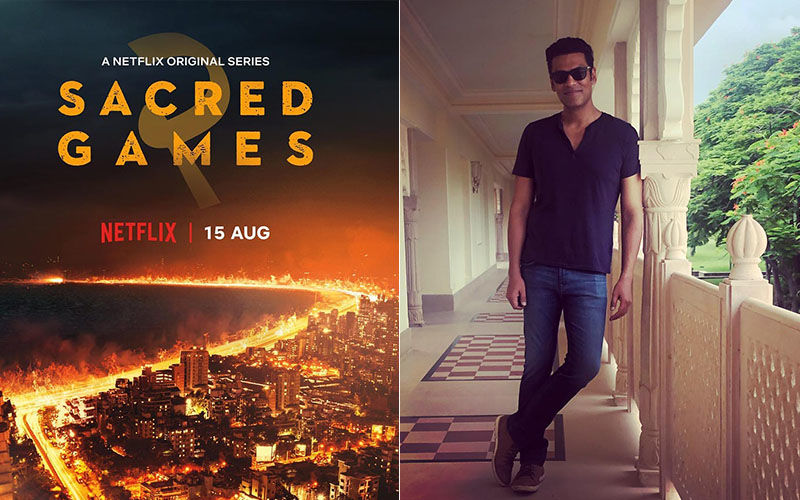 """""""Sacred Games 2 Allowed Me To Tick Many Things Off My List,"""" Says Samir Kocchar"""