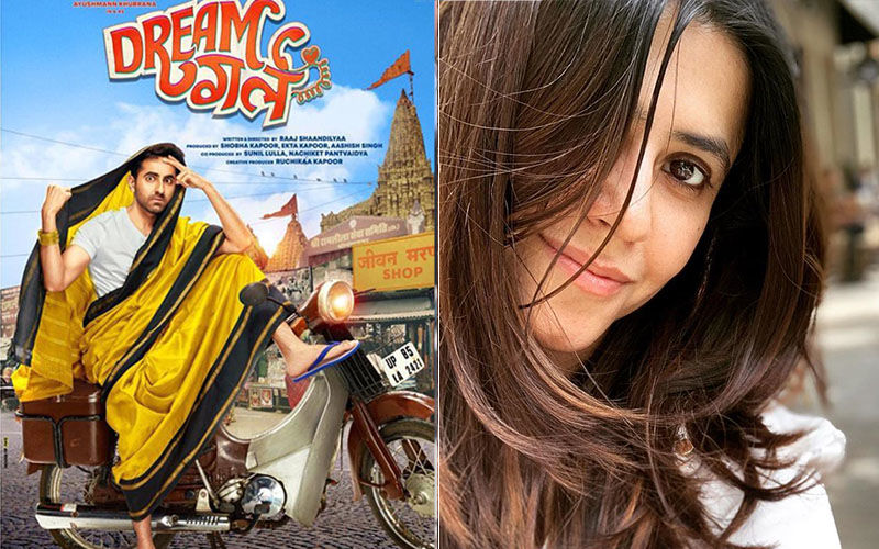 """Ekta Kapoor On Why She Chose Ayushmann Khurrana For Dream Girl, """"I Was Sure This Man Bets On Scripts"""""""