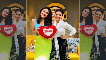 K3G Sisters Kajol And Kareena Kapoor Khan Discuss How To Bring Up Their Sons, Yug And Taimur Ali Khan-VIDEO