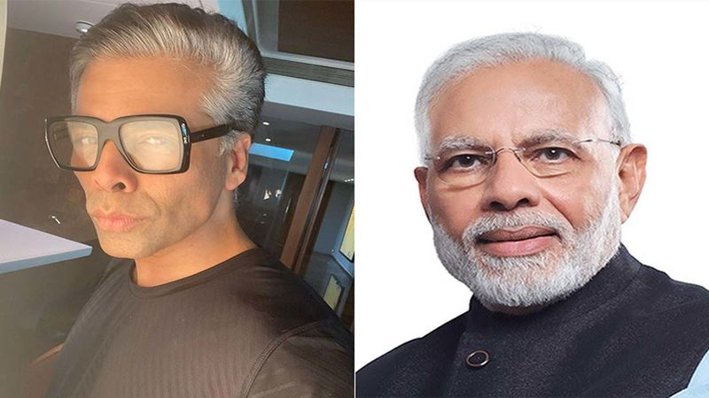 Karan Johar Writes To PM Narendra Modi, Shares Bollywood's Plans Of Celebrating 75 Years Of Independence:'Honoured To Curate Stories Of Our Great Nation'