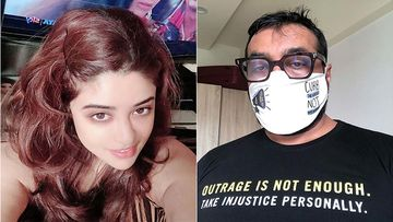 Payal Ghosh Takes A Dig At Anurag Kashyap Saying He Gives Chances To 'Strugglers And Failed Actors'; Deletes Later