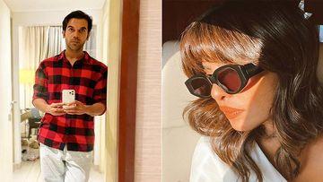 Rajkummar Rao's Selfie With His Ladylove Patralekhaa Garners A Cute Comment From The White Tiger Co-Star Priyanka Chopra