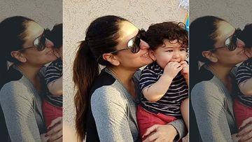 Kareena Kapoor Khan Imitates Her Little Son Taimur Ali Khan When He Asks Where Is Abba Aka Saif Ali Khan- Watch