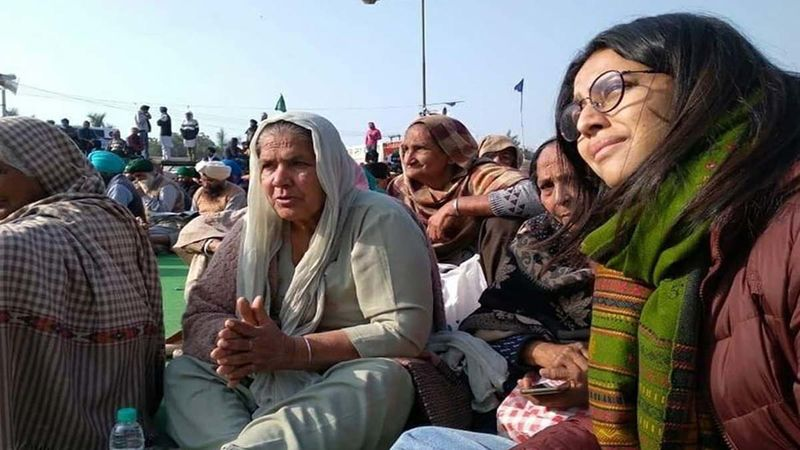 After Diljit Dosanjh And Gurdas Maan, Swara Bhasker Joins The Farmers' Protest At Singhu Border
