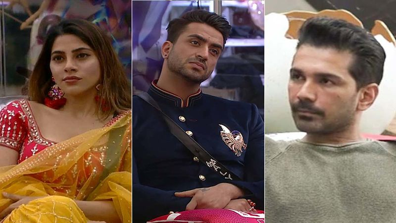 Bigg Boss 14 Day 67 SPOILER ALERT: Aly Goni Gets Nikki Tamboli's Heart Beating, Abhinav Shukla-Aly Goni Argue During Captaincy Task