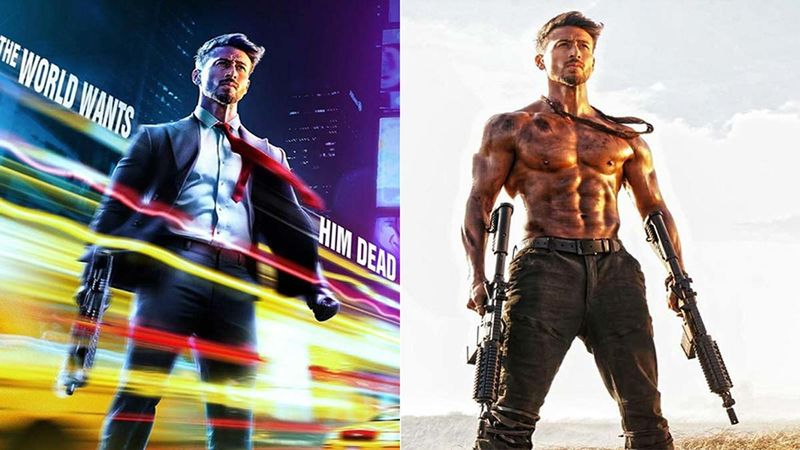 Tiger Shroff's First Look of Heropanti 2 Sharing Uncanny Resemblance with Baaghi 3, Activates Trolls