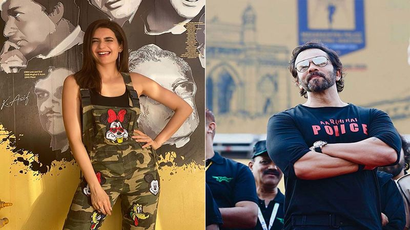 KKK 10: Karishma Tanna Switches Sides Instantly; Rohit Shetty Pulls Her Leg  And Leaves Everyone In Splits - Watch