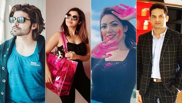 Gurmeet Choudhary, Debina Bonnerjee, Munmun Dutta, Vikas Kalantri And Others Take #PassTheBrushChallenge; Urge People To Follow Safety Measures